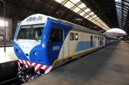 Los ferrocarriles Belgrano Norte y San Mart�n circulan con demoras