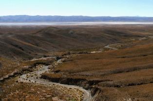 Avanzan los trabajos de recuperación de pozos de agua en la Puna