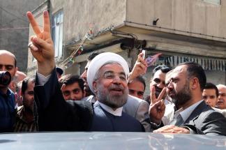 Hasan Rohani, Partido Moderación y desarrollo