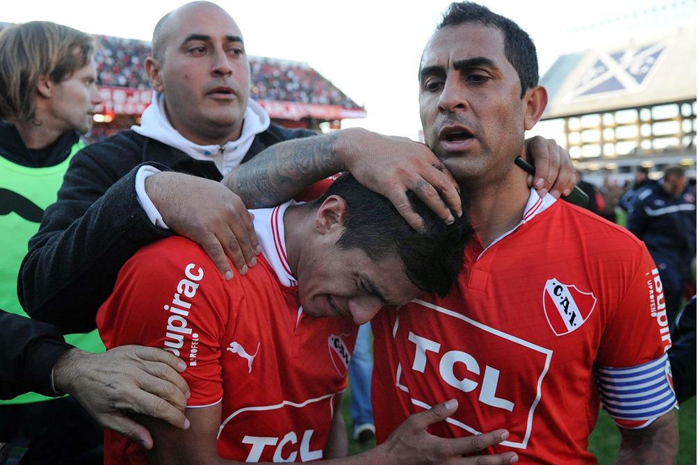 Histórico: Independiente se fue a la B