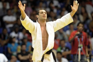 Lucenti sumó una medalla de plata en el Panamericano de Judo en Panamá