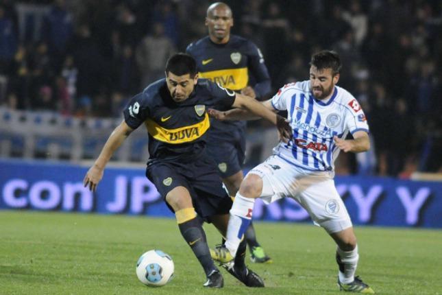 Boca Juniors Culmino Un Semestre Por Demas Frustrante Y Empato   Como Visitante De Godoy Cruz De Mendoza Resultado Que Le Permitio Evitar El Ultimo