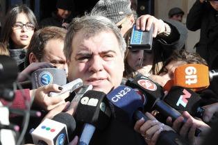 El abogado Pierri apelará la falta de mérito a Pérez Corradi pero cree que en ocho meses puede ser sobreseído
