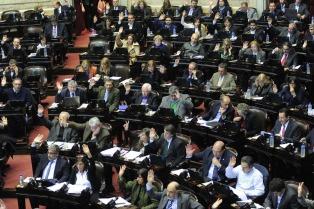 Diputados busca acuerdos para sesionar el miércoles