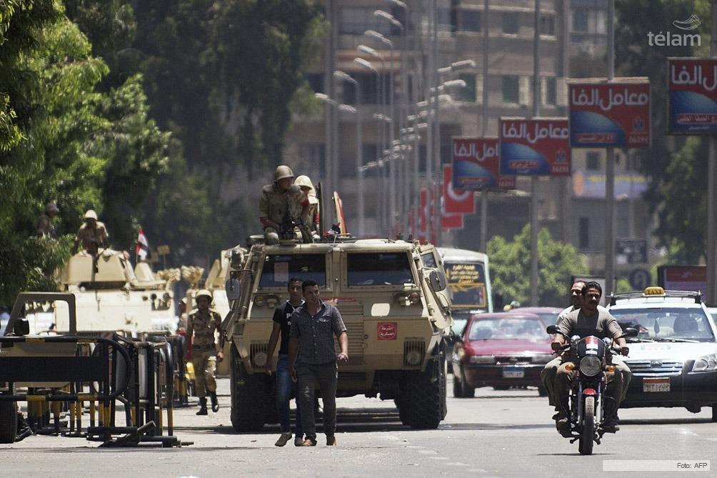 El golpe de estado en Egipto (fotos)