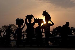 La hambruna puede matar a 250.000 niños en los próximos meses
