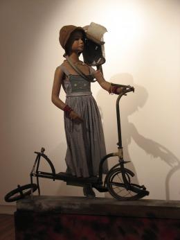 Escultura Iommi