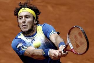 Mónaco le ganó a su compatriota Delbonis en su debut en Roland Garros