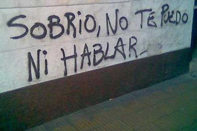 10 Frases De Los Redondos Hechas Grafitis Télam Agencia