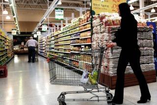 La facturación de los supermercados creció 41,9% en octubre
