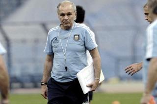 """Sabella, sobre Messi: """"Lo convoqué porque hay 20 días hasta el partido"""""""