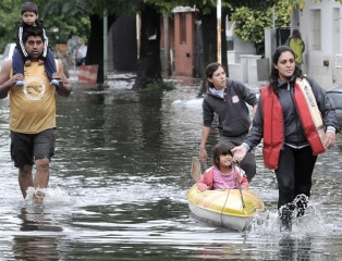Presentaron un documental sobre la inundación de La Plata