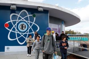 Avanza la construcción del reactor nuclear de producción de radioisótopos