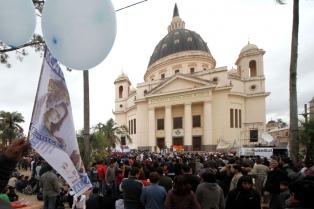 Una multitud celebró el 119º aniversario de la coronación de la Virgen de Itatí