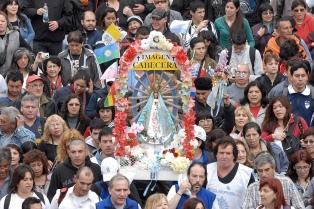 Por la peregrinación a Luján, la línea Sarmiento incorpora más servicios