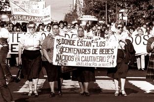 Darán clases sobre la lucha de las Abuelas de Plaza de Mayo