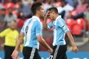 El sueño mundialista argentino lo rompió Paraguay en octavos de final