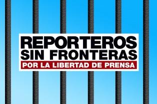 Reporteros Sin Fronteras alertó sobre una fuerte regresión de la libertad de prensa