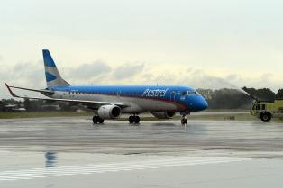 En el aeropuerto de Rosario realizarán DNI y pasaporte en el día
