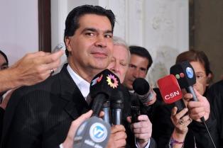 Capitanich encabezará la lista de senadores del Frente de Todos