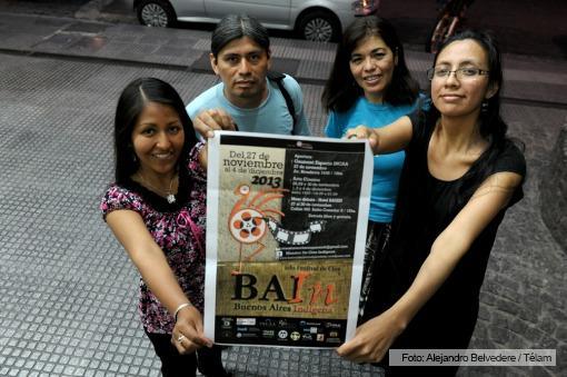 Mariaca, Mamani, Bacarreza y Zalazar del BAIn