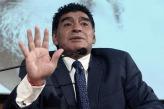 """Maradona denunció a la FIFA por """"coimas"""" en la asignación de Qatar como sede mundialista en 2022"""