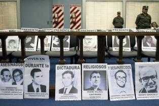 Durante 2017 hubo 26 veredictos en juicios por delitos de lesa humanidad cometidos durante la dictadura
