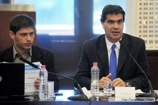 Kicillof presenta en Diputados el proyecto de Presupuesto 2015