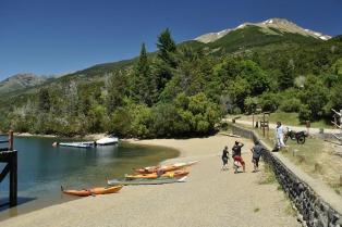 El Parque Nacional Los Alerces se renovó para mejorar la atención a los turistas