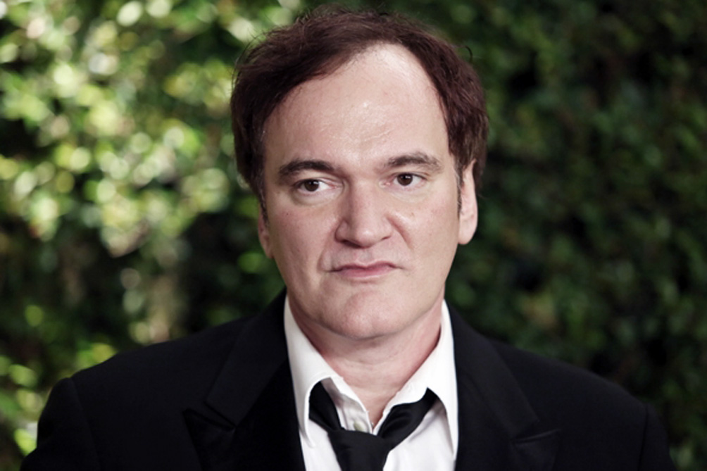 Quentin Tarantino fue padre a los 56 años y se quedará a vivir en Israel