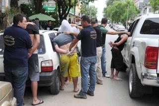 Detuvieron a cinco personas por el robo a un hotel de Pinamar