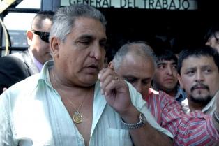 """Confirmaron la prisión preventiva de """"Pata"""" Medina por paralizar obras en construcción"""