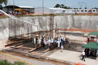 La CNEA estudia una central nuclear cuatro veces más potente
