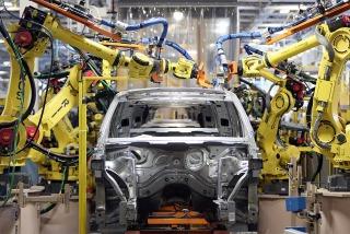 """""""Existen  las condiciones para incrementar la producción automotriz"""""""