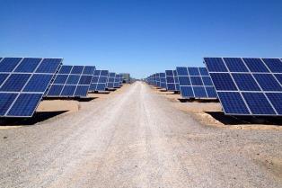 El parque solar que comenzará a construirse abastecerá de energía a 100.000 hogares por año