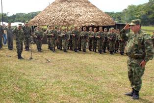 El Ejército capturó a seis integrantes del Clan del Golfo