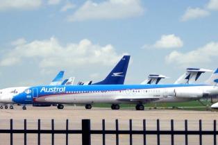 El gobierno nacional espera sumar 50 aviones al transporte de pasajeros
