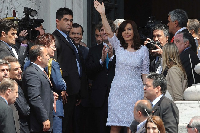 Cristina inaugurará las sesiones ordinarias con un balance de su gestión