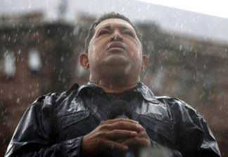 Hugo Chávez, ex presidente de Venezuela
