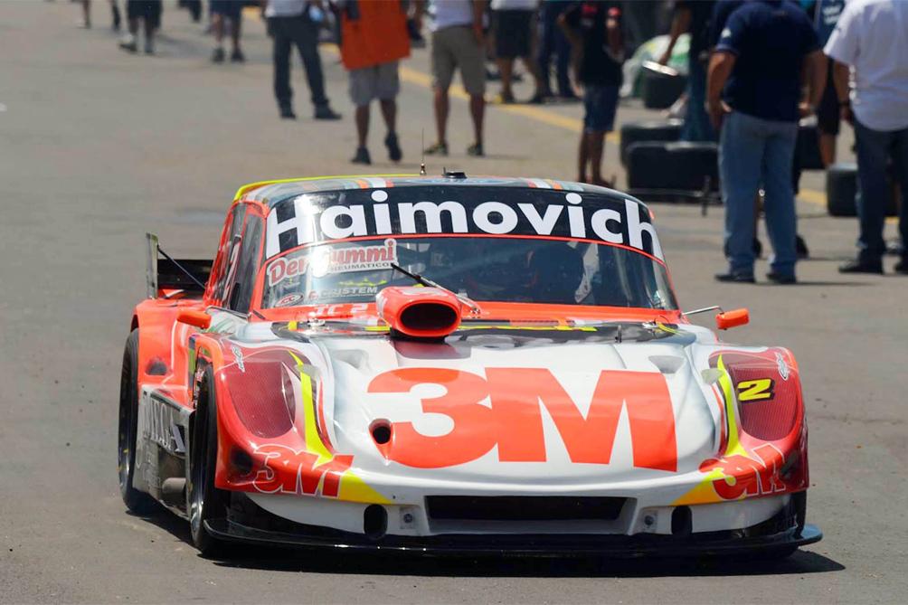 Mariano Werner, con Ford, se quedó con la pole position en La Pampa