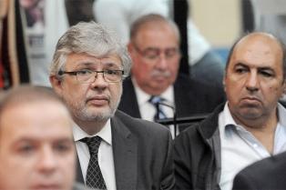 Schiavi, un empresario y el maquinista del tren se entregaron a la Justicia