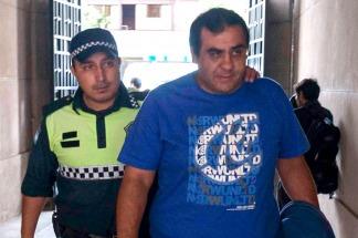 Carlos Alberto Luna, uno de los condenados a 17 años de prisión