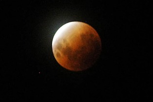 La luna llena vendrá con un raro eclipse que ocurre tres veces en un siglo