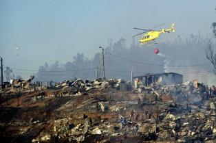 El club Wanderers organizó ayuda para los damnificados por el incendio en Valparaíso