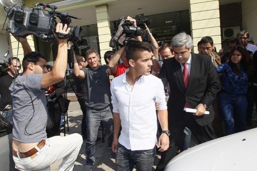 """Alexis Zárate aseguró ante el fiscal que tuvo una relación sexual """"consentida"""" con la denunciante"""