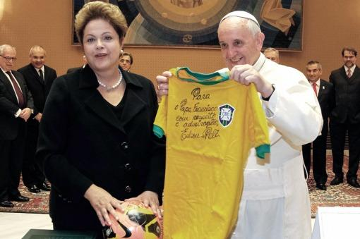 El Papa Francisco enviará un mensaje contra el racismo en la apertura del Mundial
