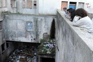 """Aprobaron la demolición del """"Elefante Blanco"""" para construir un ministerio"""