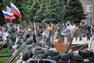 Separatistas prorrusos crean un nuevo Estado para sustituir a Ucrania
