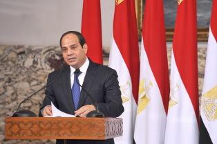 Al Sisi fue designado como nuevo presidente de la Unión Africana