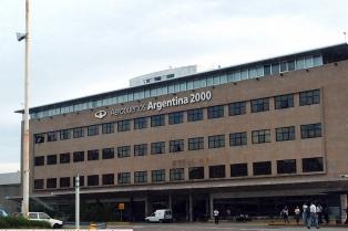 Quedó habilitada nuevamente la pista principal del Aeropuerto Internacional de Ezeiza